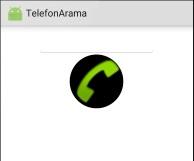 Android'te nasıl telefon araması yapabilirim?